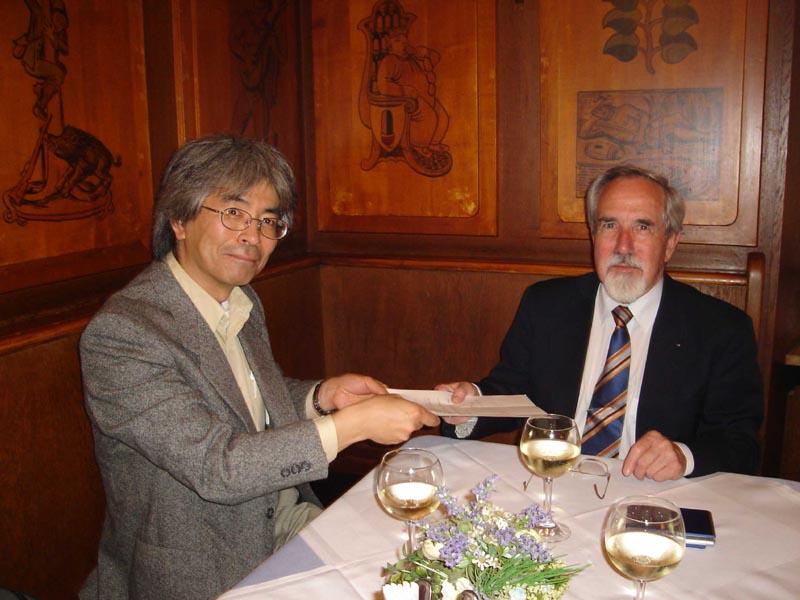 Grüße von unserer Partner-JDG aus Kanazawa