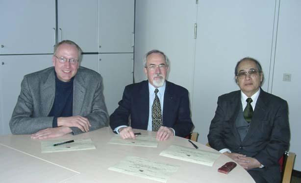DJG Regensburg schließt Partnerschaft mit JDG Ishikawa in Kanazawa