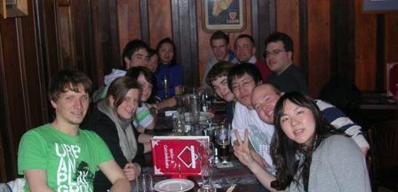 Deutsch-Japanischer Studenten-Stammtisch