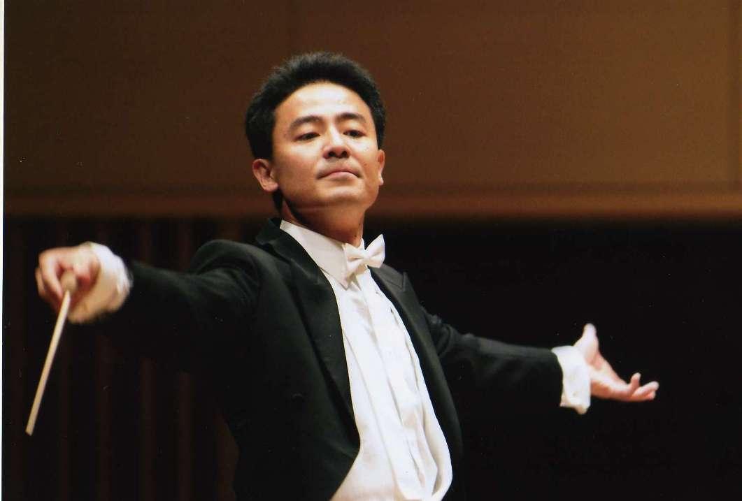 Japanischer Generalmusikdirektor am Stadttheater