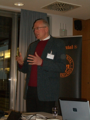 24.11.2010 Vortrag Prof. Lange bei Continental