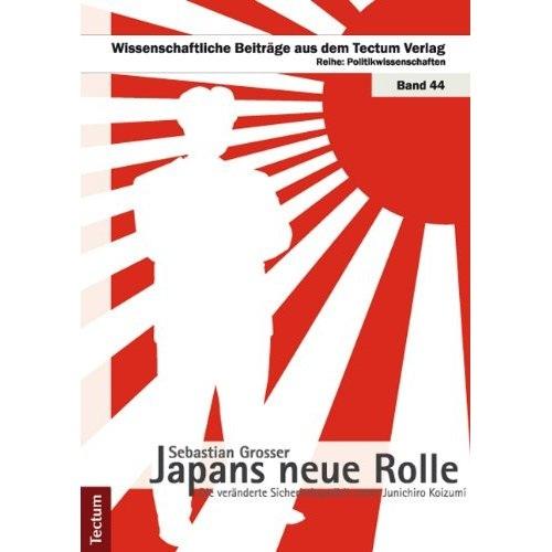 Neues Buch über Japans Außenpolitik