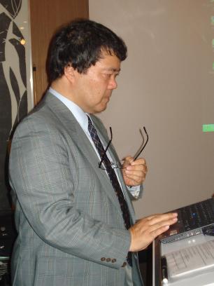 Vortrag Prof. Dr. Kamino 21.06.2012
