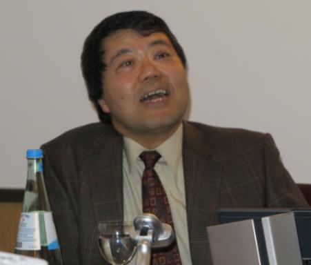 "26.02.2013 Vortrag Prof. Kamino ""Japanische Feste"""