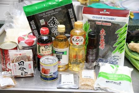 Japanisch Kochkurs im Dezember
