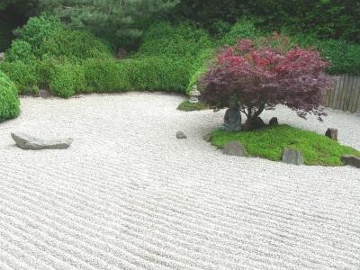 Exkursion: Besuch des jap. Gartens in Nürnberg