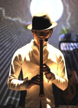 Konzert: Shakuhachi, Seimo Yamaguchi